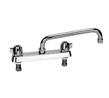 Franklin Machine Products  107-1027 Faucet, Deck (8, Gsnk Spt, K11 )
