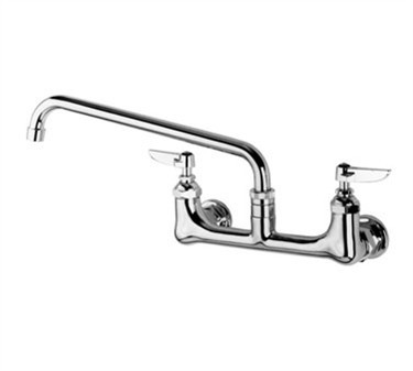 Franklin Machine Products  107-1056 Faucet, Wall (8, 6 Spout, K54 )