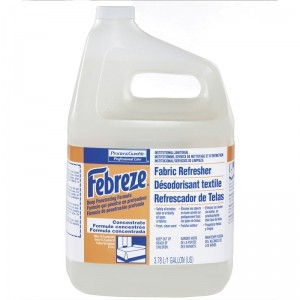 Febreeze Concentrated Fabric Refresher & Odor Eliminator, 1 Gallon Bottles