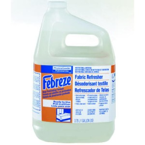 Febreeze Fab Refresher/Odor Eliminator, Ready-to-Use, 1 Gallon