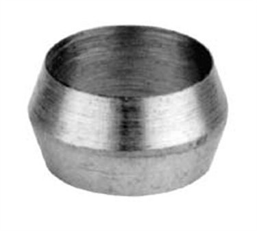 Franklin Machine Products  158-1059 Ferrule, Compression Nut (1/4 )