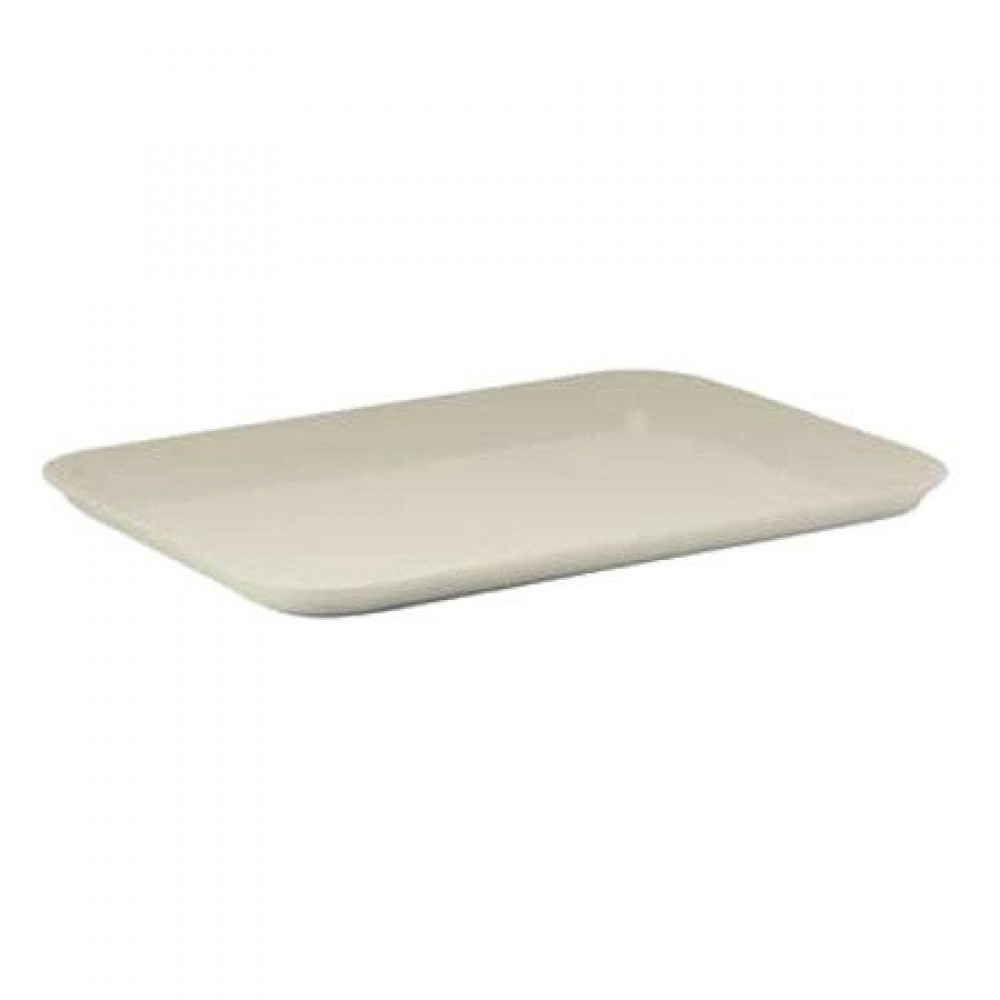 Winco FGT-1418C Fiberglass Rectangular Tray, Cream, 14quot; x 18quot;