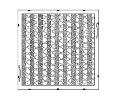 Filter, Flame Gard (16X16X2 )
