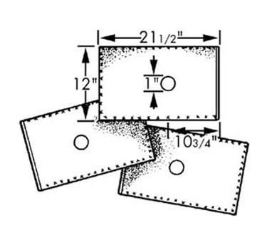 Filter, Oil (18.5 X 20.5 ) (100 )