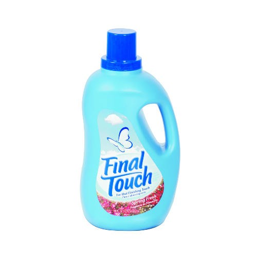 Final Touch Ultra Liquid Fabric Softener, 120 Oz. Bottle