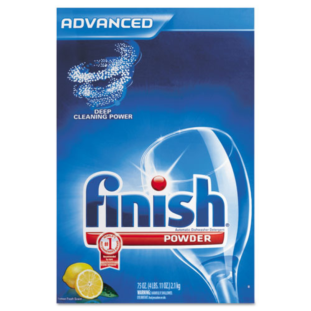 Finish Electrasol Powder, Lemon Fresh, 75 Oz