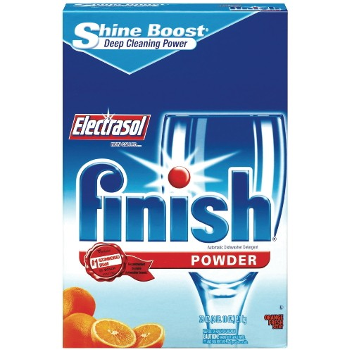 Finish Electrasol Powder, Orange Fresh, 75 Oz