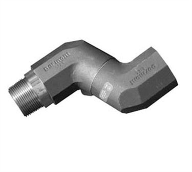 Fitting, Gas (Swivel Max, 1/2 )