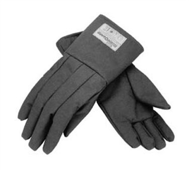 """Franklin Machine Products  133-1252 Five Fingered Nomex Glove Pair with VaporGuard 18"""""""