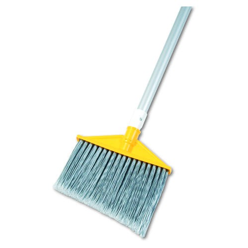 Flagged-Tip Angle Broom, 10.5