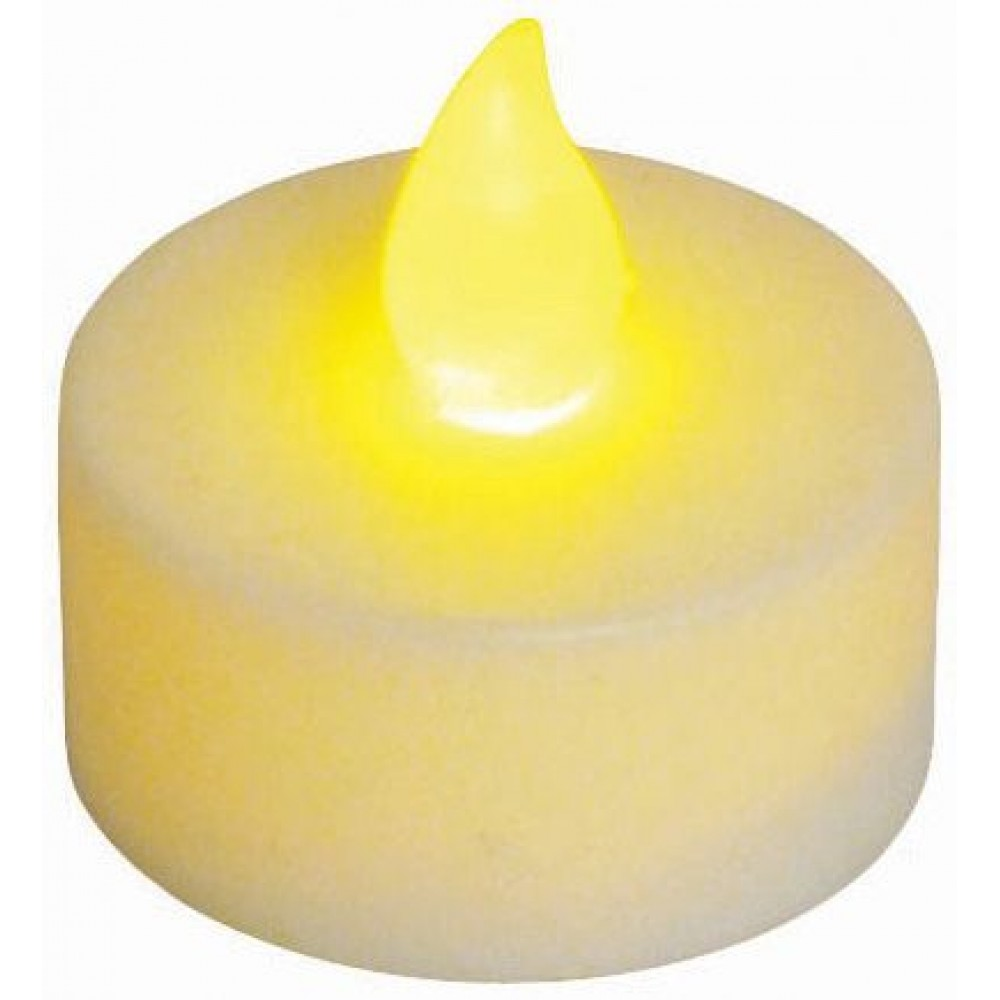 Flameless Tea Light with Battery