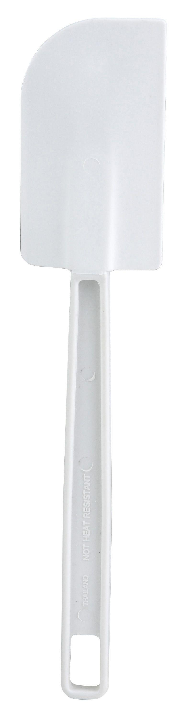 """Winco PSC-10 Flat-Blade Plastic Scraper 10"""""""