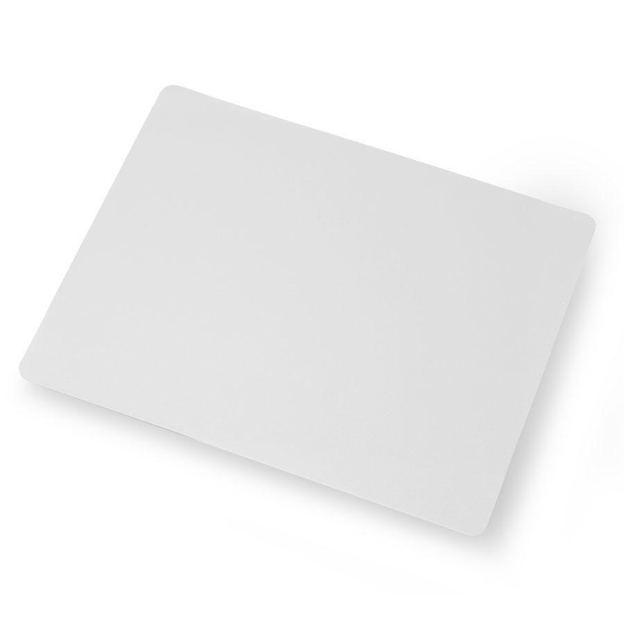 "TableCraft FCB1218W White Flexible Cutting Mat, 12"" x 18"