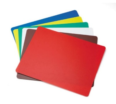 "TableCraft FCB1520A Flexible Cutting Mats, Assorted Colors, 15"" x 20"""