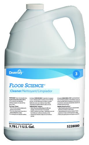 Floor Cleaner, 1 gal. Bottle