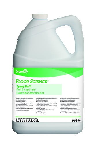 Floor Science� Spray Buff, Gallon Bottles