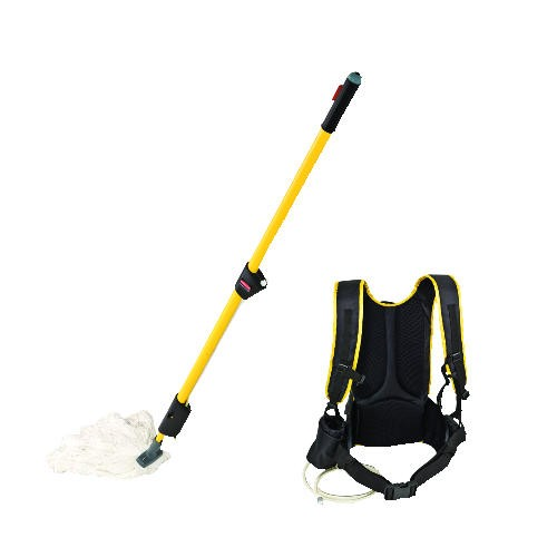 Flow Finish System, String Mop, Yellow