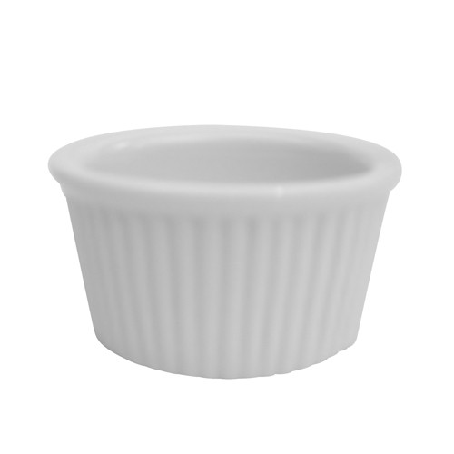 Fluted China Ramekin 2.75 Oz