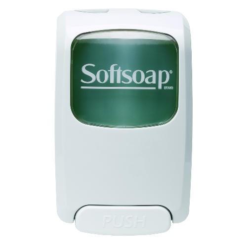 Foaming Hand Soap Dispenser, Beige/Smoke, 1250 mL, 6.7w x 4.2d x 11.1h