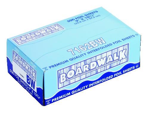 Foil Wrap Sheet, 9 X 10.75