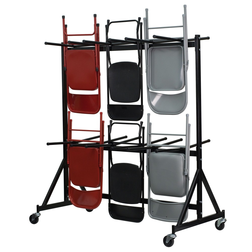 Flash Furniture NG-FC-DOLLY-GG Folding Chair Truck