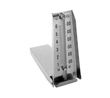 Folding Oven Test Thermometer - 100F To 600F