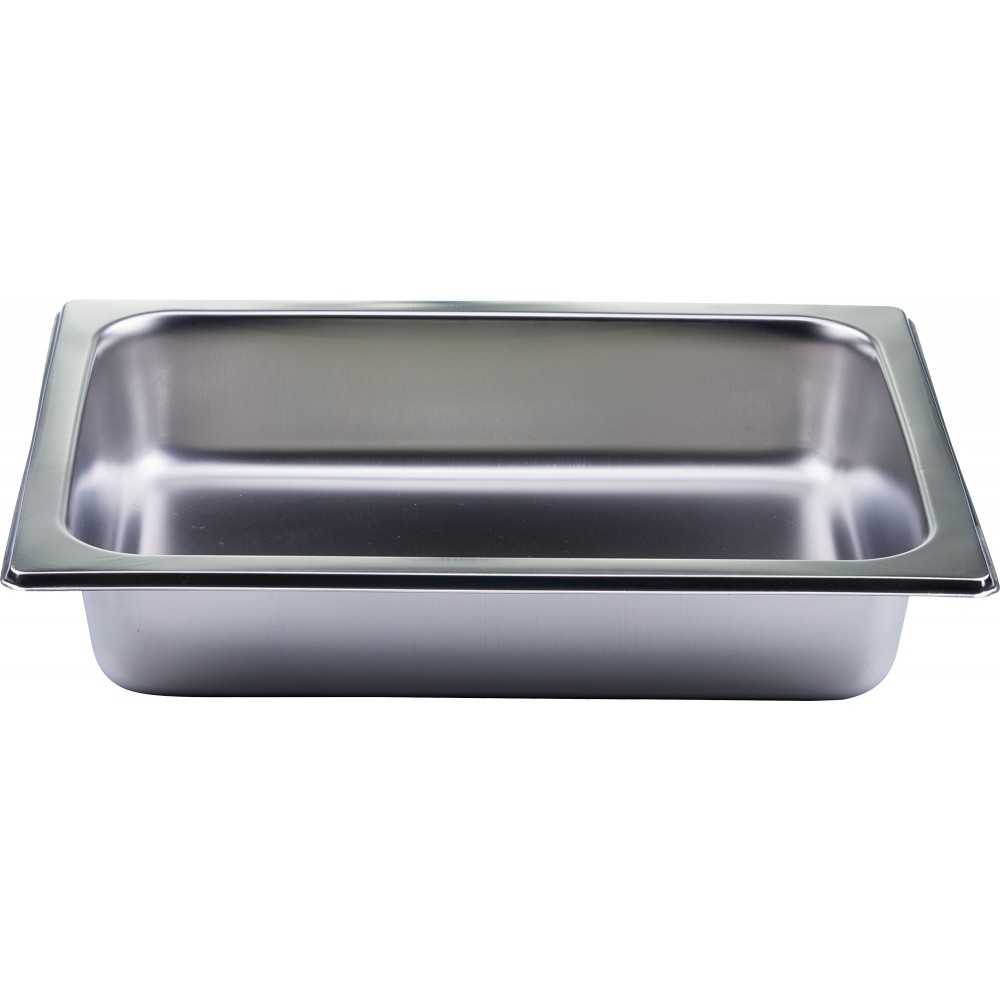 Food Pan for 4 Qt Crown Half-Size Chafer 508