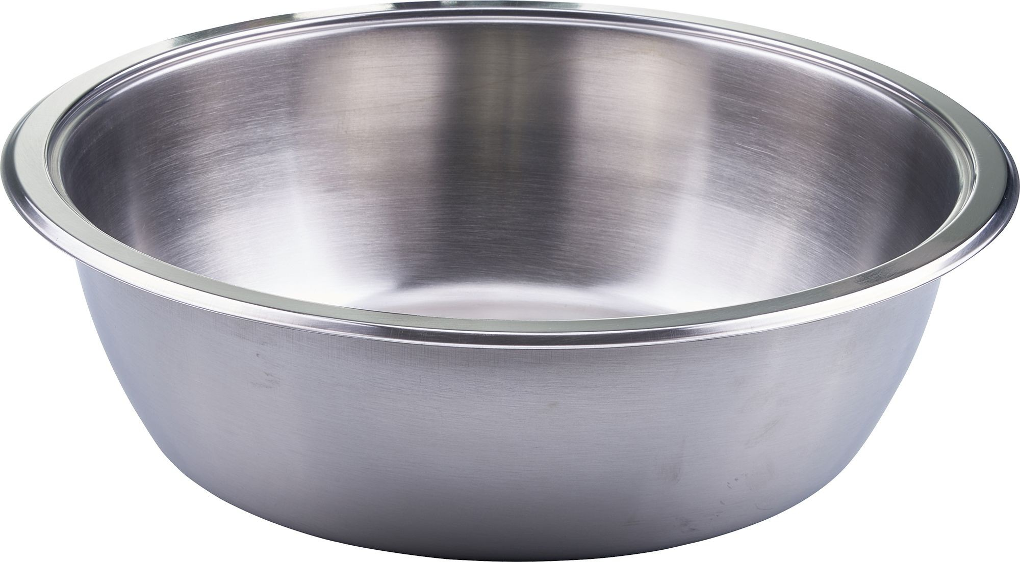 Winco 708-FP Food Pan for 5 Qt. Crown Round Chafer 708