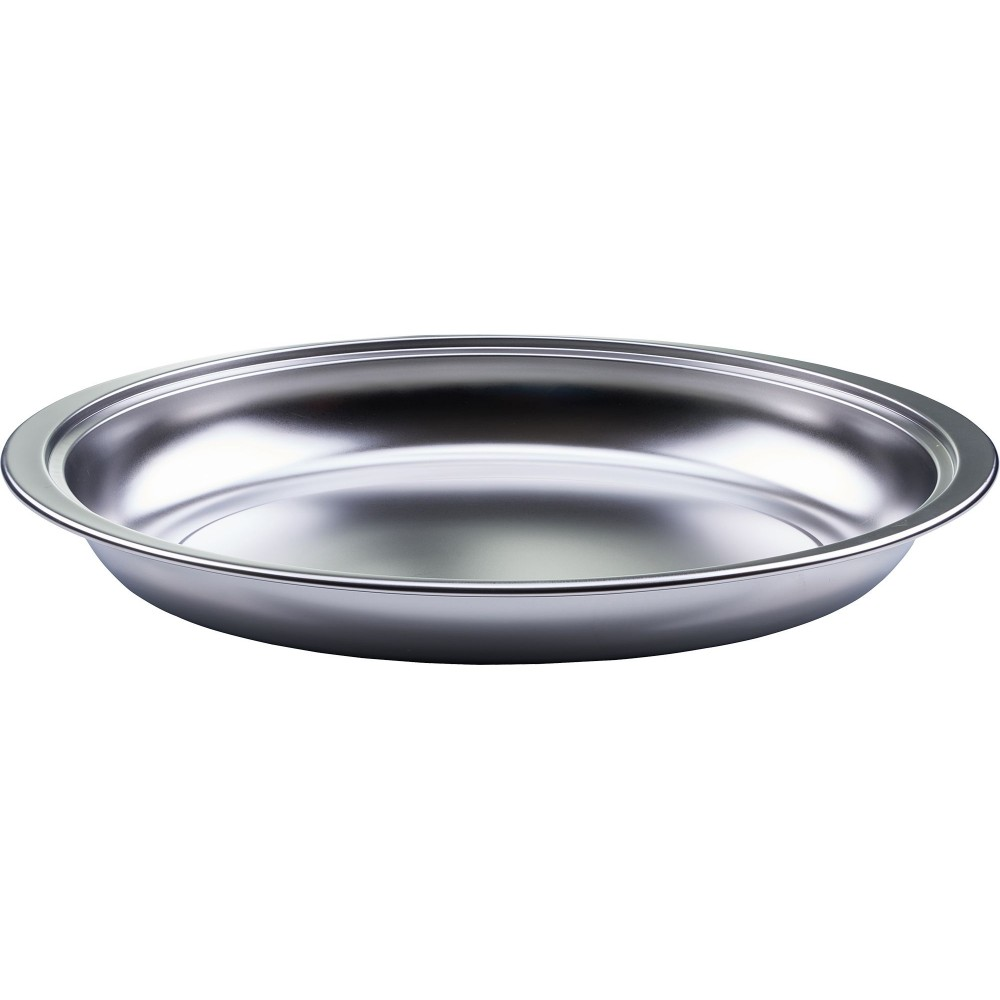 Winco 603-fp Food Pan for 8 Qt. Madison Oval Roll-Top Chafer 603