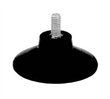 Franklin Machine Products  176-1032 Foot, Suction Cup (8-32 Thd)