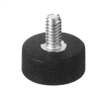 Franklin Machine Products  171-1090 Foot, Threaded (1/4X20Thd ) (4 )