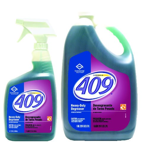 Formula 409 Heavy Duty Degreaser/Disinfectant, 128 oz. Bottle 4/Carton