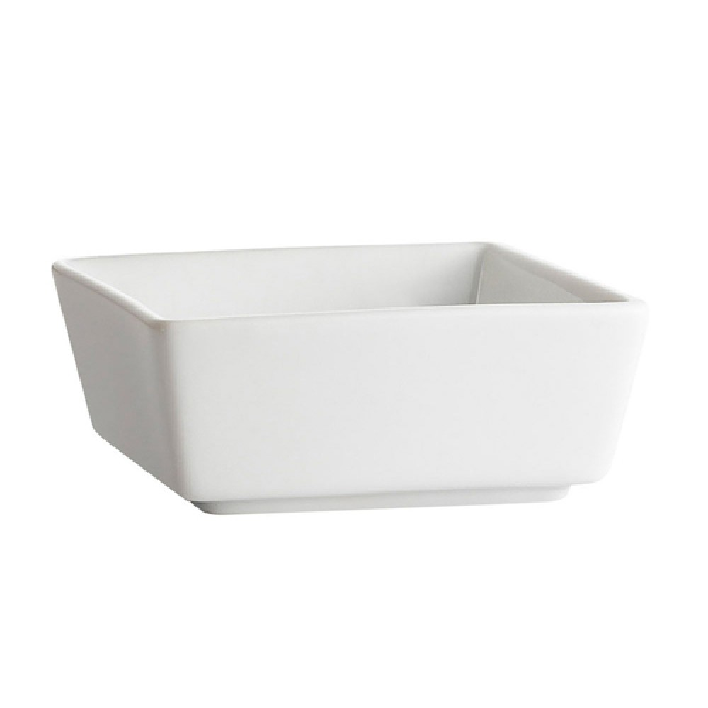Fortune Pattern Square Bowl 4oz., 2 7/8