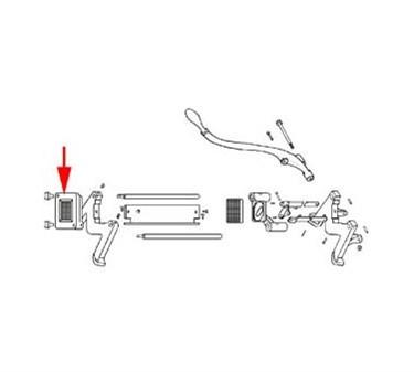 Franklin Machine Products  188-1015 Frame, Die (3/8, Assy)