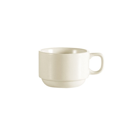CAC China FR-23 Franklin 7.5 oz. Stacking Cup
