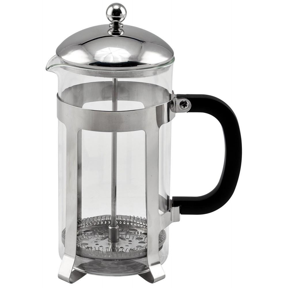 winco fpcm 33 french press coffee maker 33 oz lionsdeal. Black Bedroom Furniture Sets. Home Design Ideas