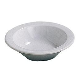 Fruit Dish - Classic White Melamine (4 Oz., 4.75