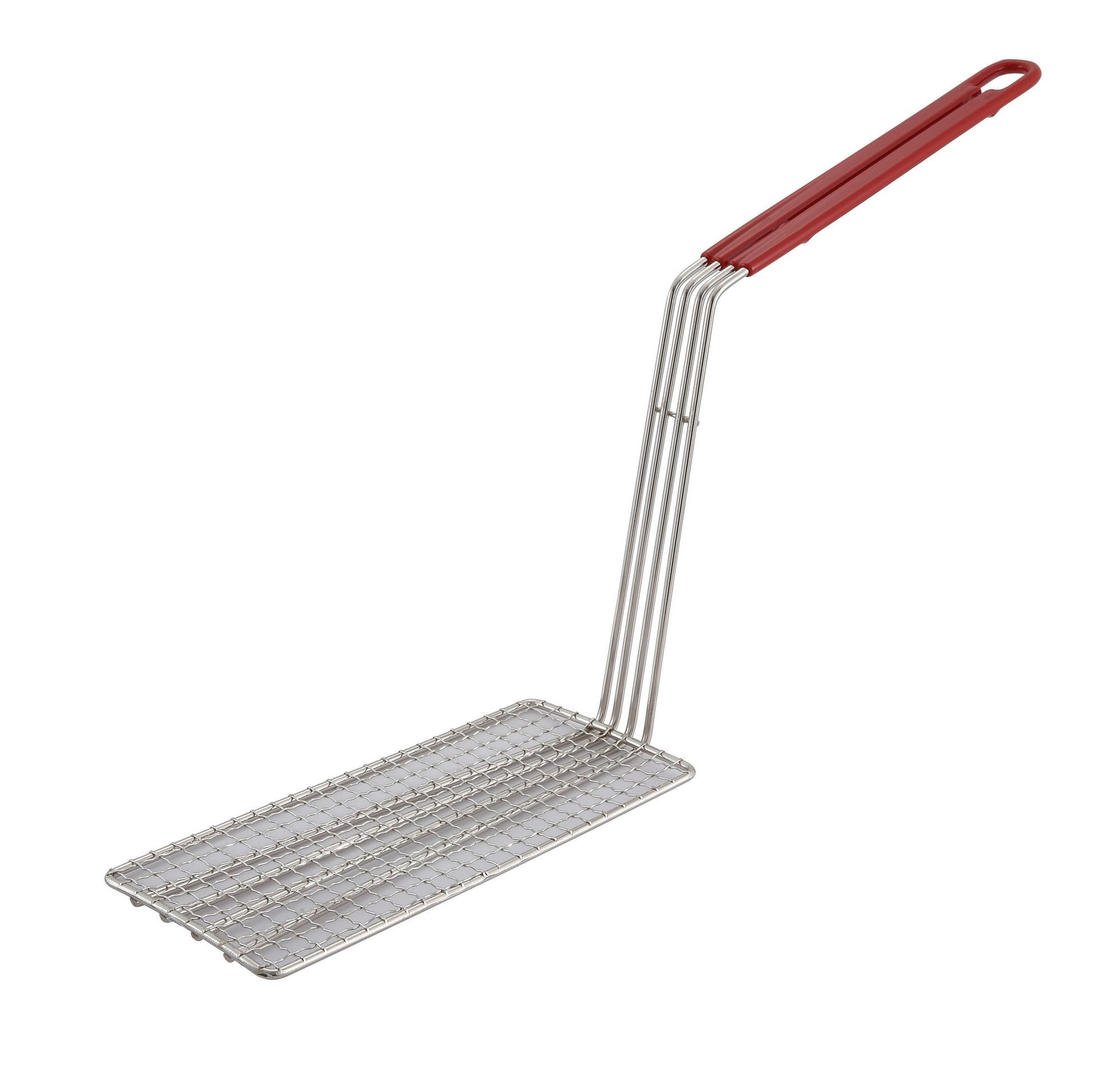 Fry Basket Press With Plastic Handle For Fry Basket (FB-30)