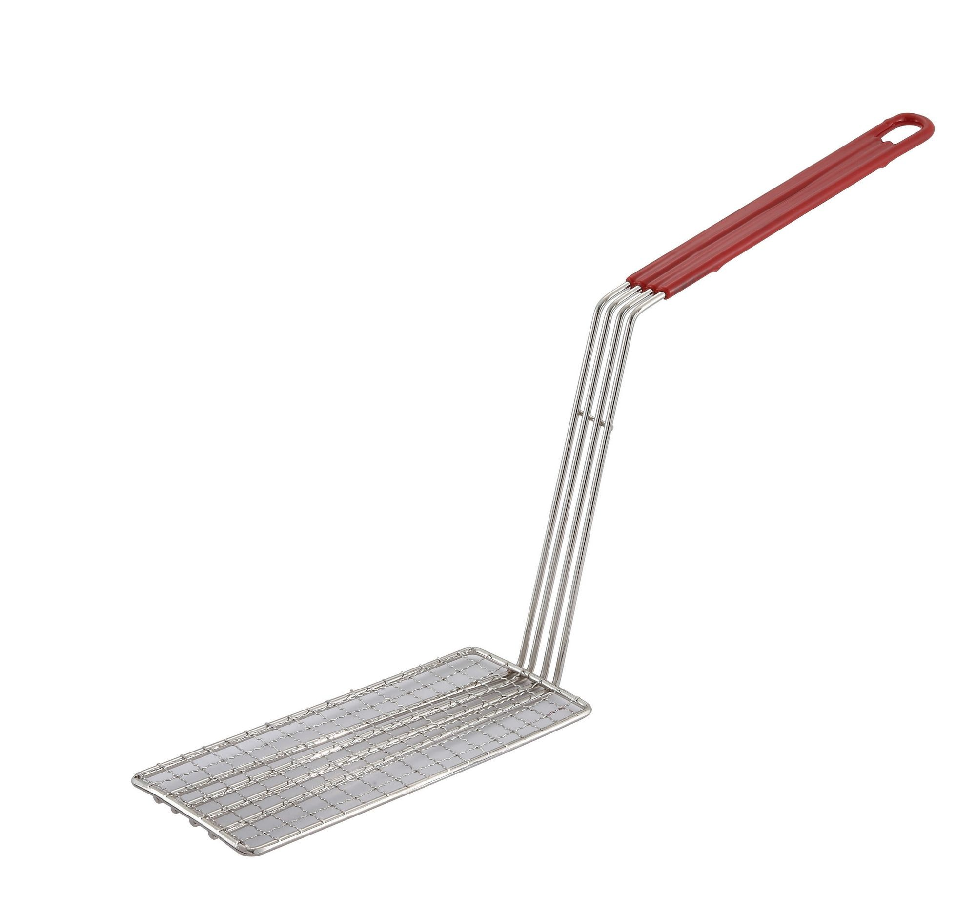 Fry Basket Press With Plastic Handle For Fry Basket (FB-10/FB-20)