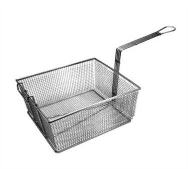 """Franklin Machine Products  225-1053 Fry Basket with Full Front Hook 16-3/4"""" x 17-1/2"""""""