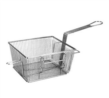 "Franklin Machine Products  225-1051 Fry Basket with Left Hook 10"" x 8-3/4"""