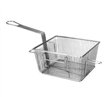 "Franklin Machine Products  225-1050 Fry Basket with Right Hook 10"" x 8-3/4"""