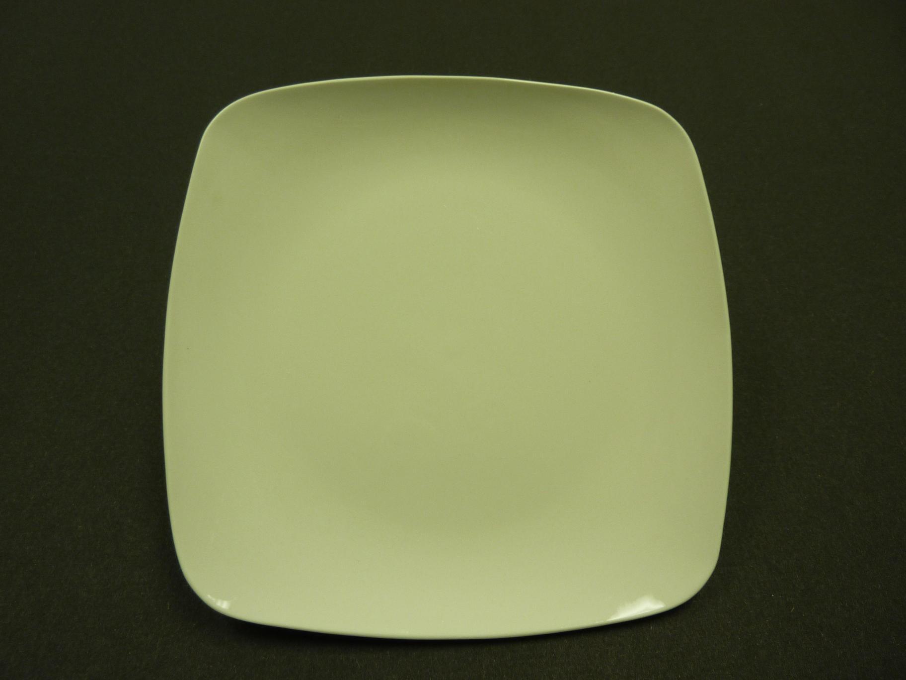 "Yanco fu-308 Fuji 8"" Rounded Square Flat Plate"