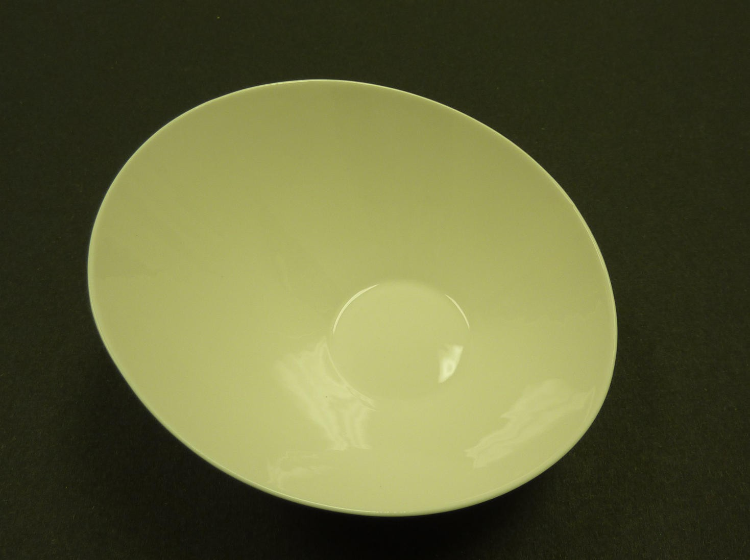 "Yanco FU-608 Fuji 8"" Sheer Bowl 16 oz."