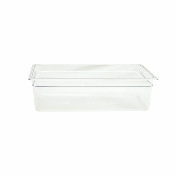 Thunder Group plpa8006 Full Size Plastic Food Pan