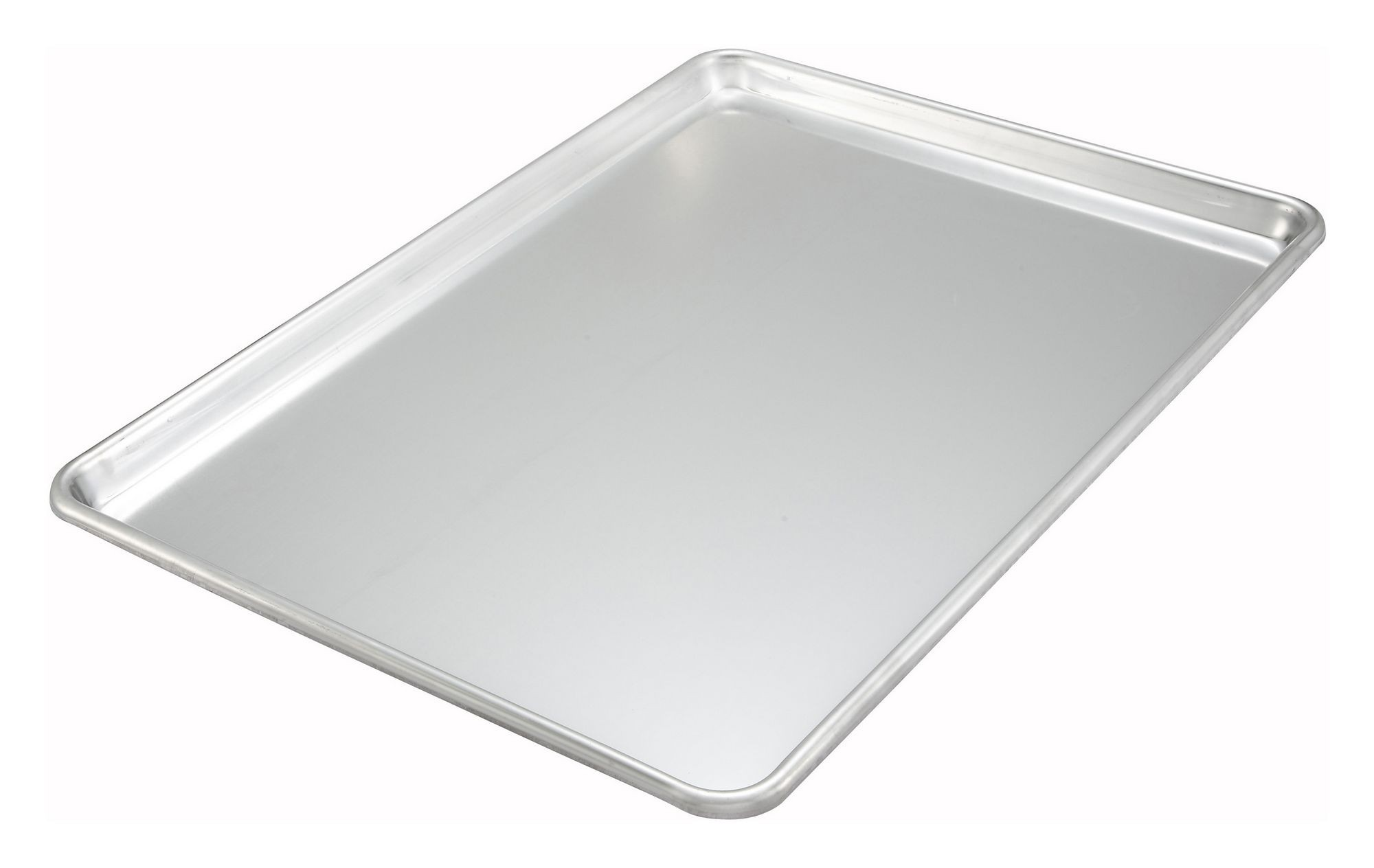 "Winco ALXP-1200 Full-Size Aluminum Sheet Pan, 18"" x 26"""