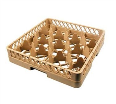 Franklin Machine Products  133-1326 Full Size Martini Glass Rack for 12 Martini-Style Glasses