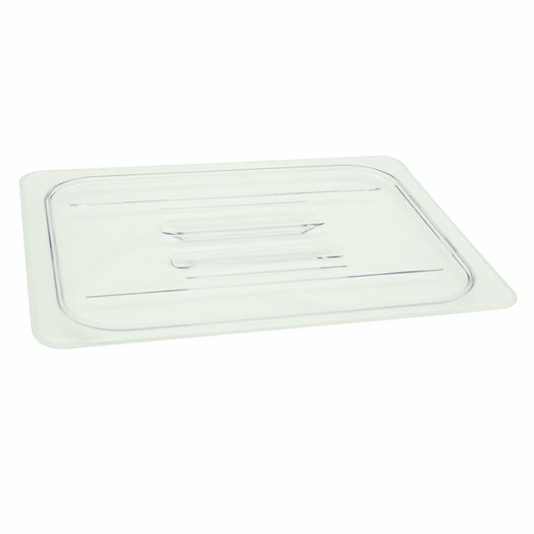 Thunder Group PLPA7000C Full Size Solid Cover for Polycarbonate Food Pan