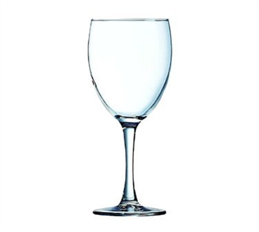 Fully Tempered 10-1/2 Oz. Excalibur Tall Wine Glass - 7-1/4