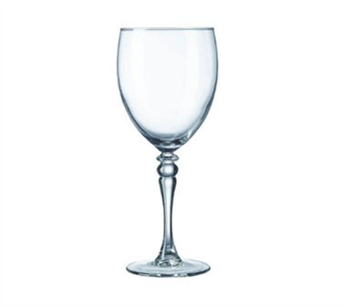 Fully Tempered 12 Oz. Siena Grand Savoie Glass - 7-7/8